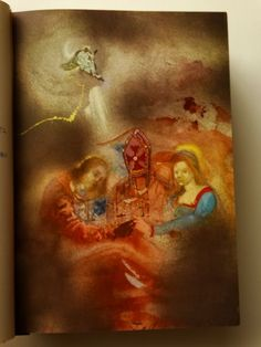 Salvador Dalí - Sacre Bible-1966