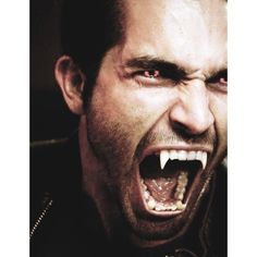Derek Hale TEEN WOLF ❤ liked on Polyvore featuring home, home decor, wall art, teen wolf, pictures, derek hale and people
