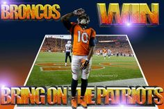 Broncos 23 Steelers 16 #nhgraphics # broncisgraphics #denverbroncos