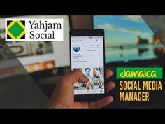 Yahjam Jamaica Social Media Manager