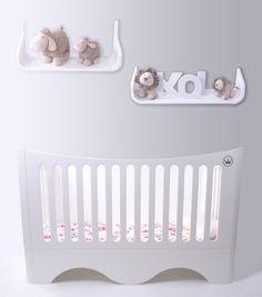 Mobiliario habitacion bebe