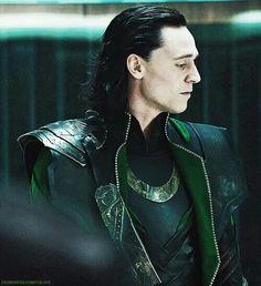 Loki ~ The Avengers