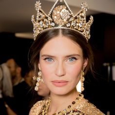 Bianca Balti Remains D&G's leading lady.