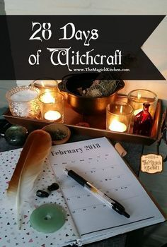 """Lately, I see a variety people posting similar questions within FB groups and other community discussion groups. The questions I repeatedly see go like this, """"How can I bring more magick into my life?"""" or """"How do I become a Witch?"""" and """"What do you do to feel Witchy?"""" Personally,… Continue reading"""