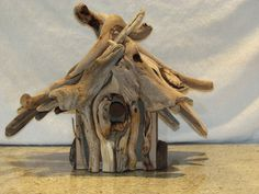 Functional Driftwood Art