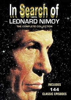 In Search of... - VEI to Re-Release 'The Complete Collection' with Leonard Nimoy