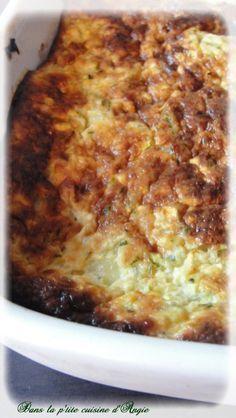 Oyé Oyé ! C'est reparti pour une recette Weight Watchers et avec des courgettes ! (oui, oui, encore ! j'adore ça !) et y'en aura encore plein à venir ... Dès que j'ai vu cette recette sur le blog de Boomy, La cuisine de Boomy ... je l'ai mise de suite...