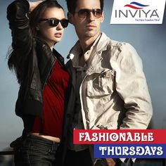 Stepping out for a hot date with that hunk? Opt for a dressy top and black denims for the occasion.  This semi-formals look perfectly suits the mood for a first date. Go for bright and attractive colors like red, fuschia or peach. Experiment with different, feminine cuts. So, make him go gung-ho
