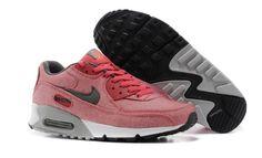 new concept aae4c 943d7 Ultimi arrivi donne nike scarpe da running air max 90 premium classic jeans  rosa,grigio,bianche,nere scontate in saldo