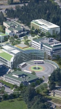 Vancouver Island University, Campus, British Columbia, Canada, North America, Geography, Nanaimo,