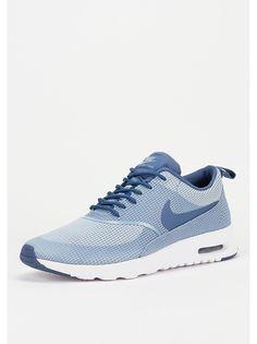 Nike Azul Y Gris Air Max Thea Entrenadores Textura Del Club ofertas de venta venta barata comercializable tumblr aclaramiento excelente precio barato 7vH5UK9m