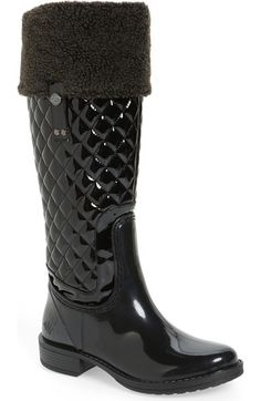 Posh Wellies 'Kyanite' Rain Boot (Women) available at #Nordstrom