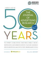 Journal of Advertising Research - Warc Advertising Research, Journal, Life, Journals