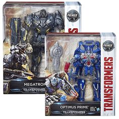 169.98$  Buy now - Transformation 5 TRA MV5 THE LAST KNIGHT OPTIMUS PRIME LEADER CLASS Megatron 2PCS SET FIGURE FIGURINE   #magazineonline