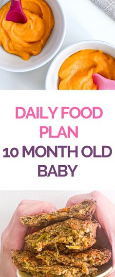 Quick 10 Month Old Meal Plan. #babyfood #babymealplan #mealplans #babyrecipe #babyfoodideas Homemade Baby Puree Recipes, Baby Recipes, Pureed Food Recipes, 10 Month Old Baby Food, Baby Meal Plan, Liquid Meals, Baby Breakfast, Healthy Baby Food, Lunches And Dinners