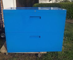 Lateral 2 Drawer File Cabinet