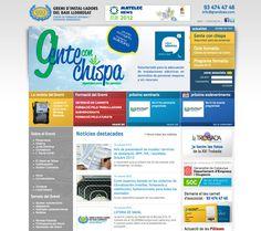 Site web GREMI INSTAL.LADORS BAIX LLOBREGAT