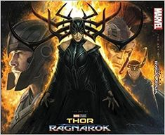 Marvel'S Thor: Ragnarok - The Art Of The Movie: Amazon.co.uk: Marvel Comics: 9781302903237: Books