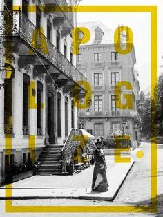 Typographic poster design by Matthew Metz Design Poster, Book Design, Design Art, Web Design, Poster Designs, Graphic Design Typography, Graphic Design Illustration, Branding Design, Creative Typography