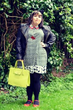 Latest outfit post on the blog. :)