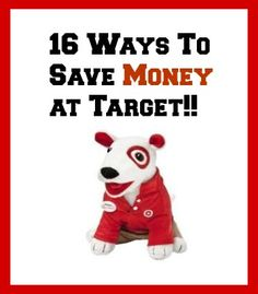 Check out these ways to on how to save BIG at Target! Clearance schedules, store coupons, rewards programs and more!