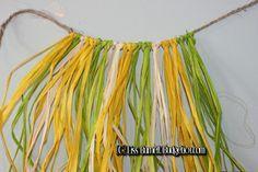 Budget101.com - - How to Make a Hula Skirt | Hawaiian Luau Decorations Dirt Cheap.need this for Gilda's party!