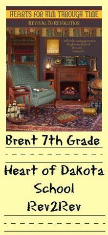 Training6Hearts4Him: Heart of Dakota School (Rev2Rev)