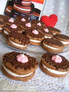 Stefánia pogácsa keksz Winter Food, Tiramisu, Ethnic Recipes, Tiramisu Cake