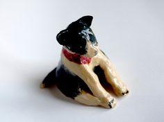 Charlotte Mei doggie, a keep sake.