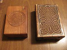 Irish boxes for continent box