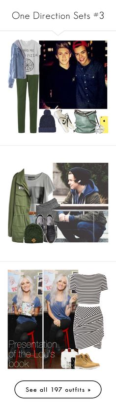 """""""One Direction Sets #3"""" by gingy333 ❤ liked on Polyvore featuring Uniqlo, Topshop, Converse, Ina Kent, Urbanears, Trasparenze, Jack & Jones, Karen Millen, Proenza Schouler and Yeah Bunny"""