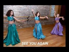 Chicago kids belly dance party