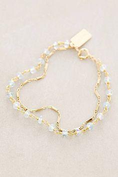 Delicate Sapphire Bracelet