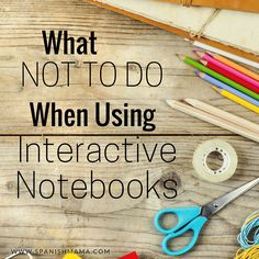 What NOT To Do When Using Interactive Notebooks