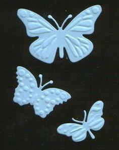 Wykrojnik Joy! Crafts motylki 6002/0027 motyle