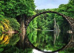 25нереальных мостов