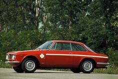 1968-1975 Giulia Coupe 1300 GTA Junior