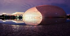 National Centre for the Performing Arts China - Opera House in Beijing - Thousand Wonders