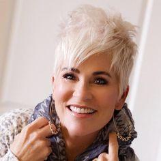 Uncategorized Archives - Chic Over 50 Short Grey Hair, Short Blonde, Short Hair Styles, Funky Hairstyles, Short Hairstyles For Women, Short Haircut, Pixie Haircut, Sassy Hair, Hair Dos