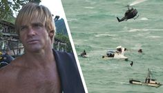 The filming for the new Point Break was no joke. Ask Laird Hamilton.