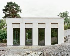 Hermansson Hiller Lundberg Arkitekter, Mikael Olsson · House Skuru