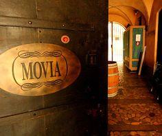 Vinoteka Movia, Ljubljana - best wine bar