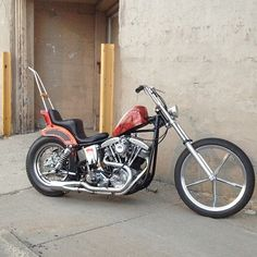 chopcult - Swing-arm choppers. Can they look good? - Page 38