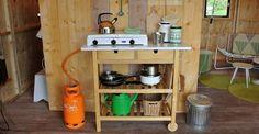 veldkamer keukentje