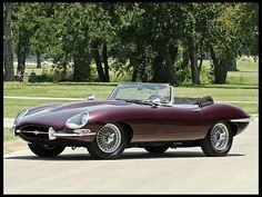S152 1967 Jaguar XKE Convertible Same Seattle Owner for 25 years Photo 1
