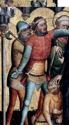 Бригантины 14-15 века.