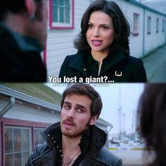 """Regina and Hook - 2 * 13 """"Tiny"""""""