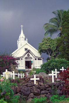 Saint Benedict Roman Catholic Church, Hawaii