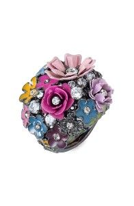 Juicy Couture: 'Entangled Enchantment' Ring