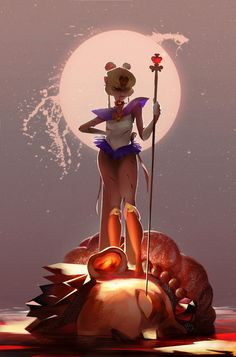 The Art Of Animation, Gromain - http://romainmazevet.blogspot.com.es...